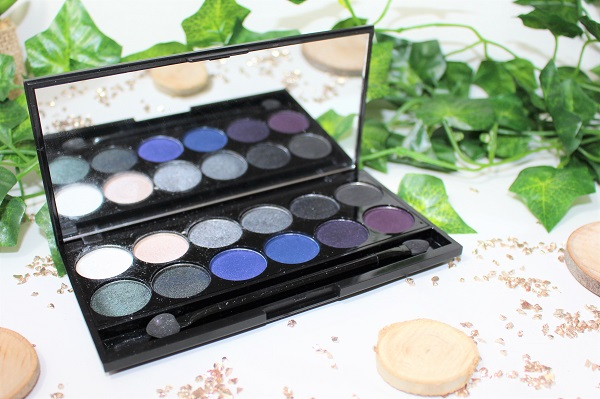 bad girl palette sleek make up