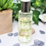 huile merveilleuse lilas blanc