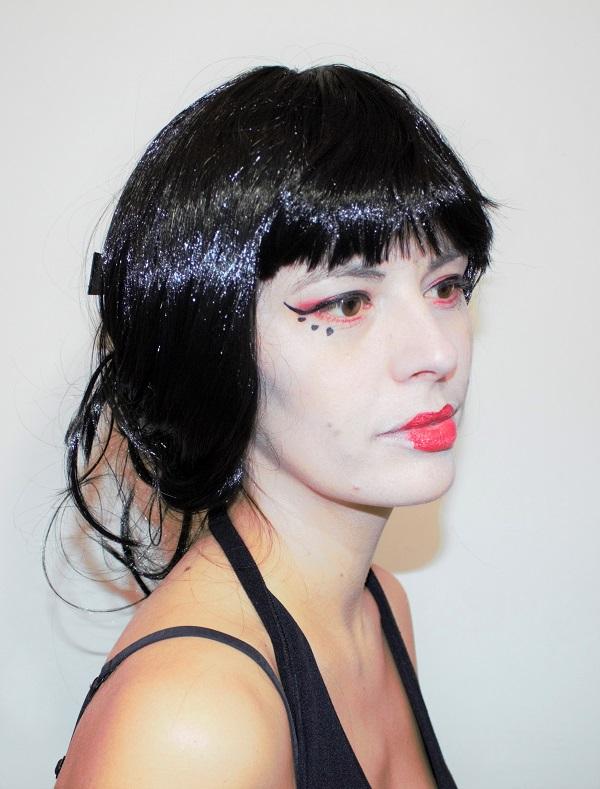 maquillage geisha beauty defi
