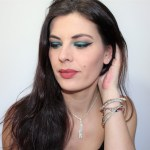maquillage vert fonce msc