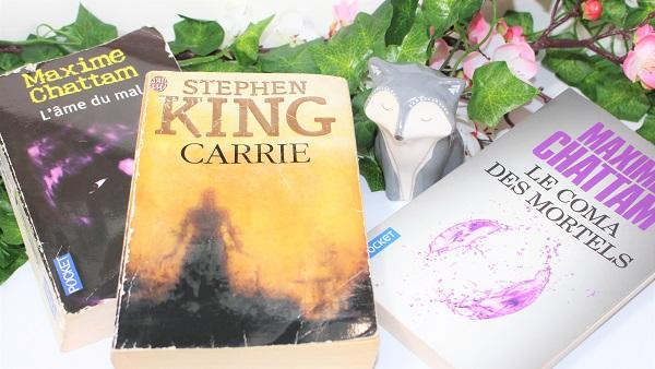 thrillers livres top