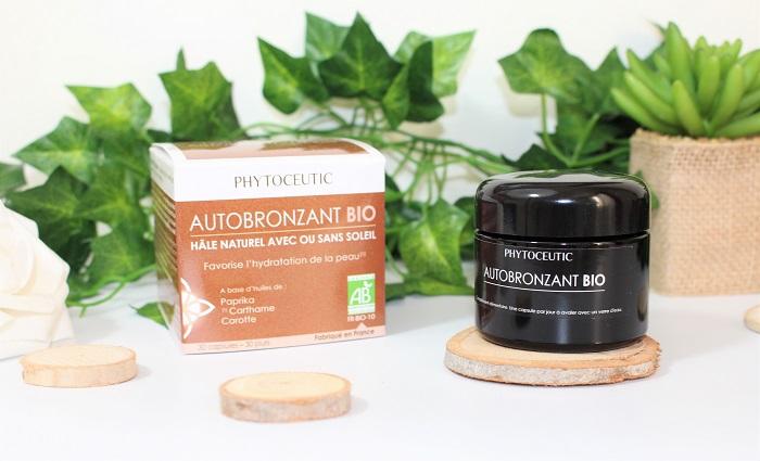 Autobronzant bio laboratoire Phytoceutic
