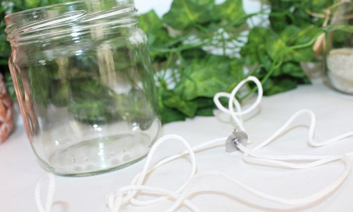 fil coton bougie maison aroma zone