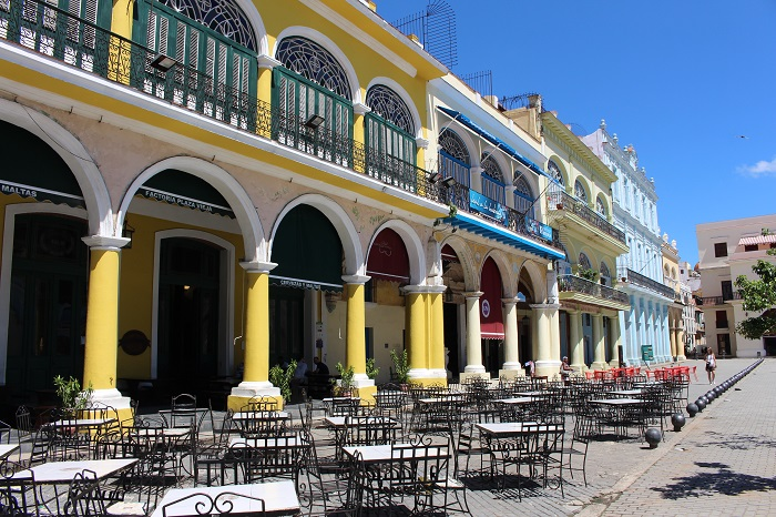 visiter la havane - plaza vieja