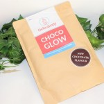 choco glow body scrub hello body