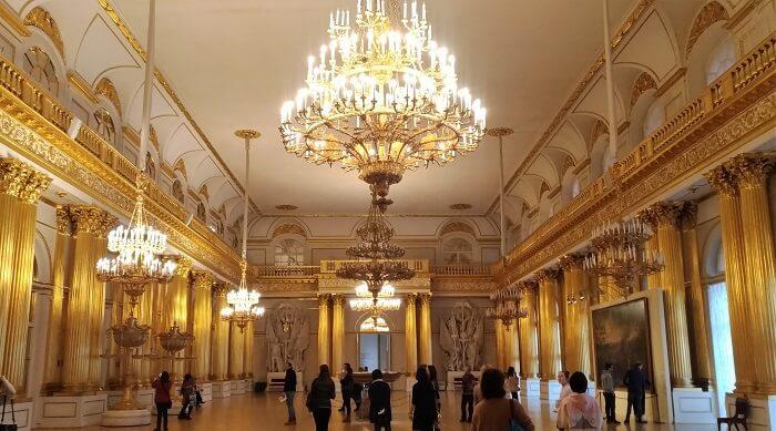 Palais Ioussoupov saint petersbourg