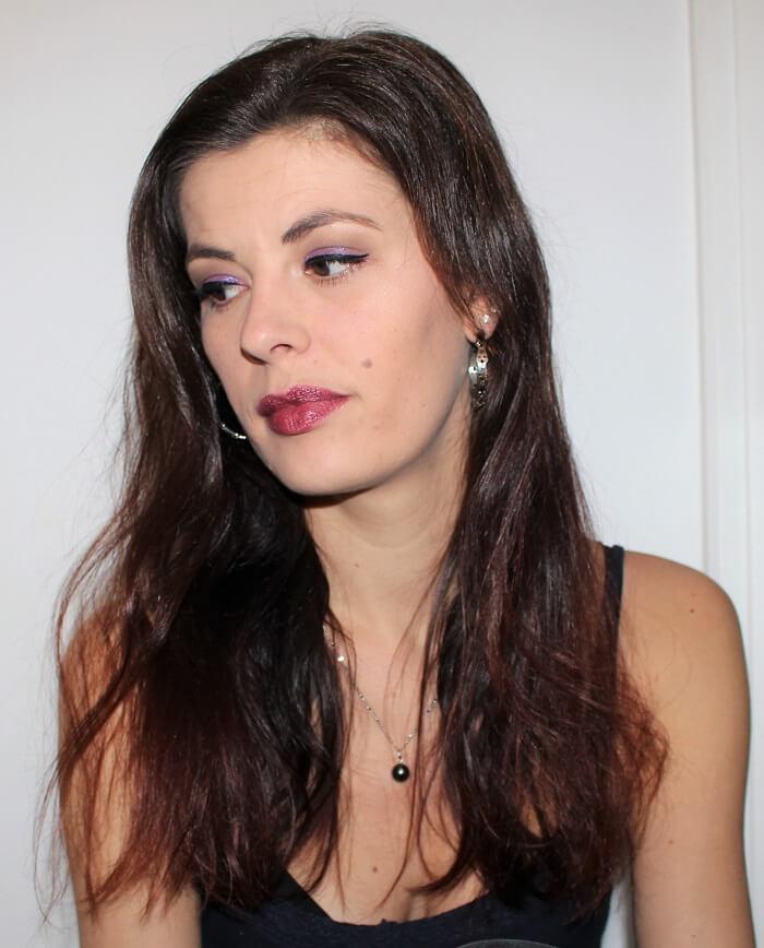 maquillage supershock shadow dare de colour pop