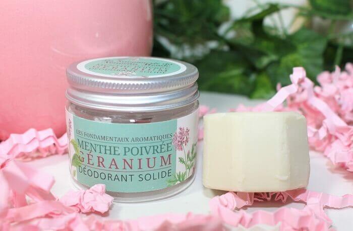 Savonnerie du Nouveau Monde déodorant solide