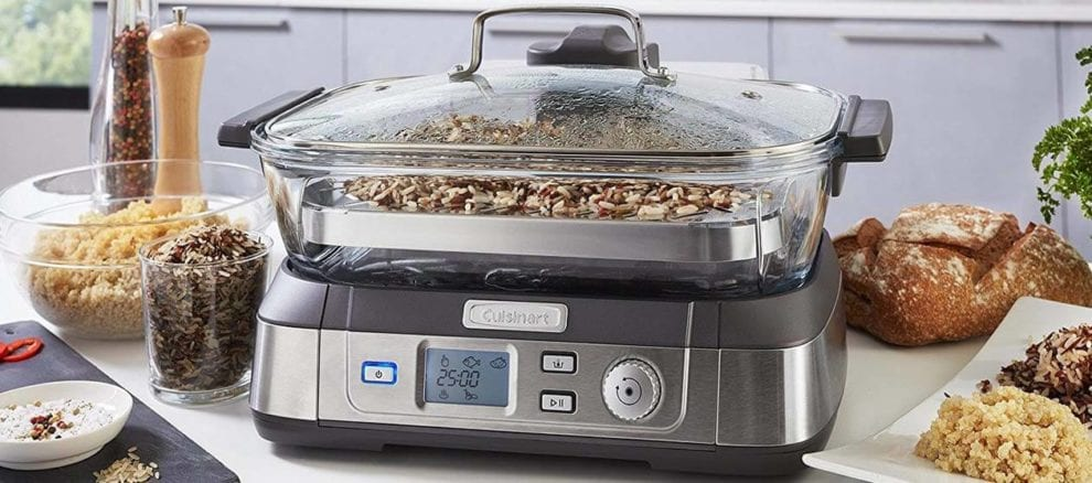 quel est le meilleur cuiseur vapeur en