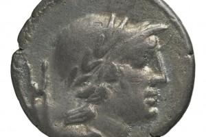 tenaille / Chiffre 11 en grec 3.93gr _ 18.1mm