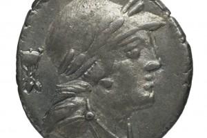 ?? / Chiffre 85 en grec 3.69gr _ 18.2mm