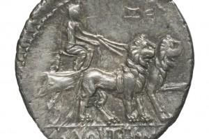 compas / Chiffre 69? en grec 3.90gr _ 19.2mm