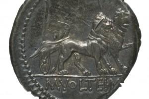 boule / Chiffre 48 en grec 3.72gr _ 18.2mm