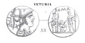 Denier Veturia _ RRC 234/1