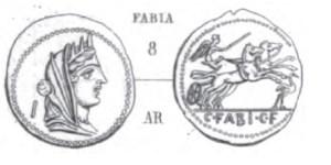 Denier Fabia _ RRC 322/1a