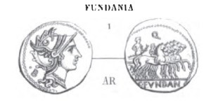 Denier Fundania _ RRC 326/1