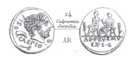 Denier Calpurnia _ RRC 330/1