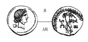 Denier Cornelia _ RRC 376/1