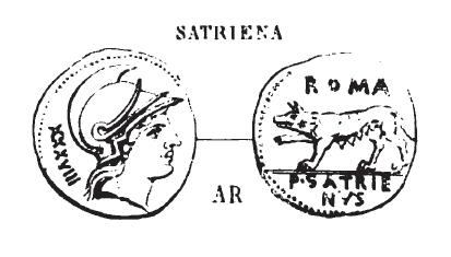 Denier Satriena _ RRC 388/1
