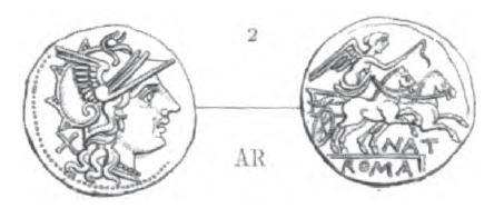 Denier Pinaria _ RRC 200/1
