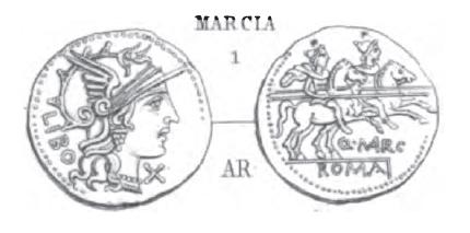 Denier Marcia _ RRC 215/1
