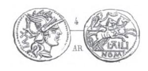 Denier Atilia _ RRC 225/1