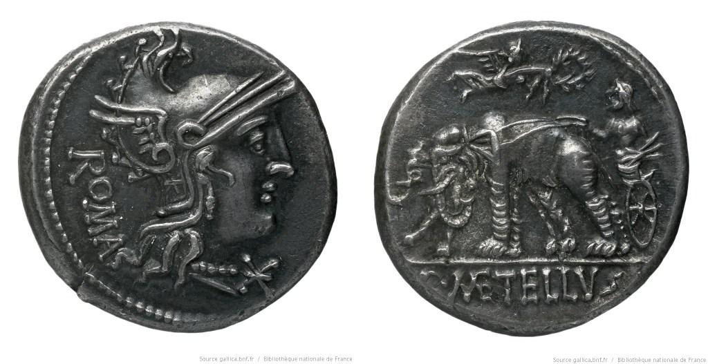 Read more about the article 1040CA – Denier Caecilia – Caius Cæcilius Metellus Caprarius