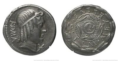 1297CA – Denier Caecilia – Quintus Cæcilius Metellus Pius