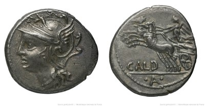 Read more about the article 1150CO – Denier Coelia – Caius Cœlius Caldus