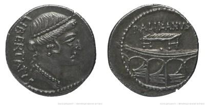 1503LO – Denier Lollia – Marcus Lollius Palicanus