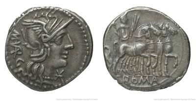 1002VA – Denier Vargunteia – Marcus Vargunteius