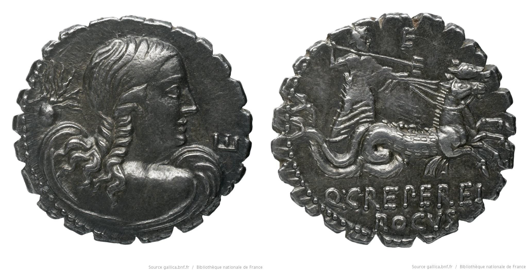 You are currently viewing 1341CR – Denier Serratus Creperia – Quintus Creperius Rucus