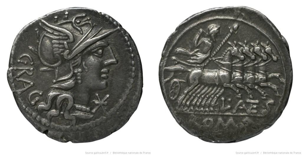 Read more about the article 928AN – Denier Antestia – Lucius Antestius Gragulus