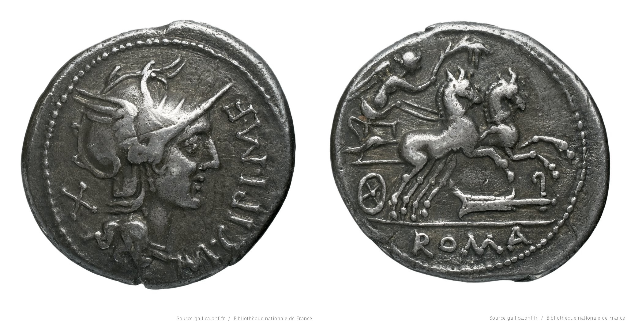 1086CI – Denier Cipia – Marcus Cipius