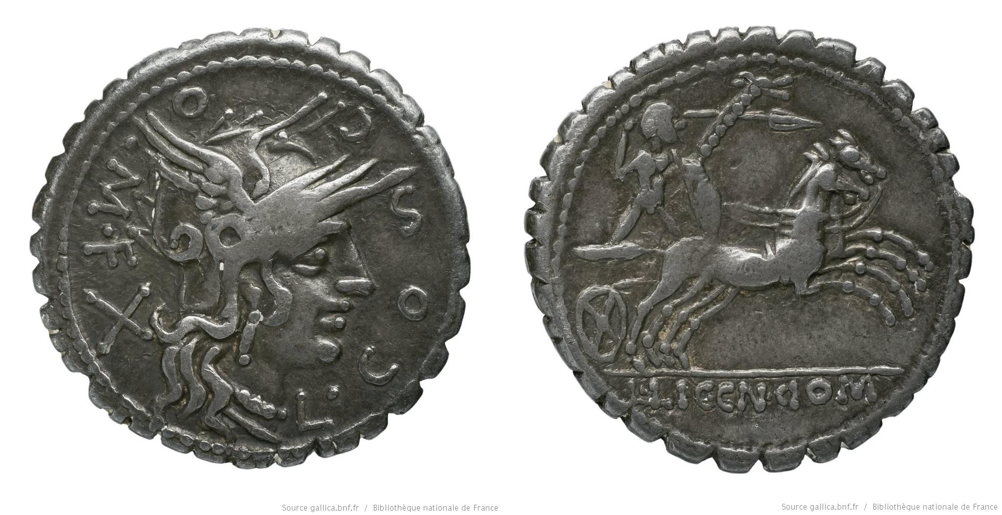 You are currently viewing 1068CO – Denier Serratus Cosconia – Lucius Cosconius
