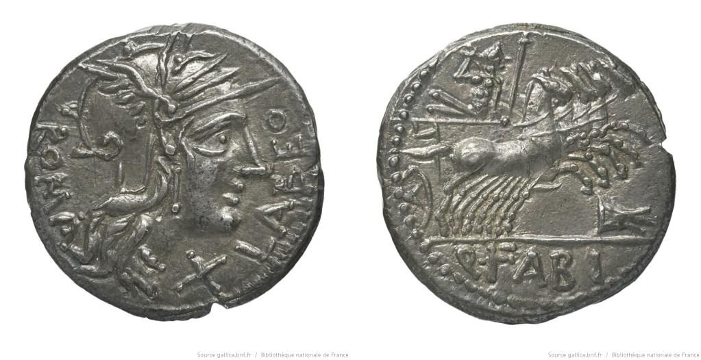 Read more about the article 1050FA – Denier Fabia – Quintus Fabius Labeo