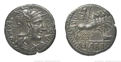 1050FA – Denier Fabia – Quintus Fabius Labeo