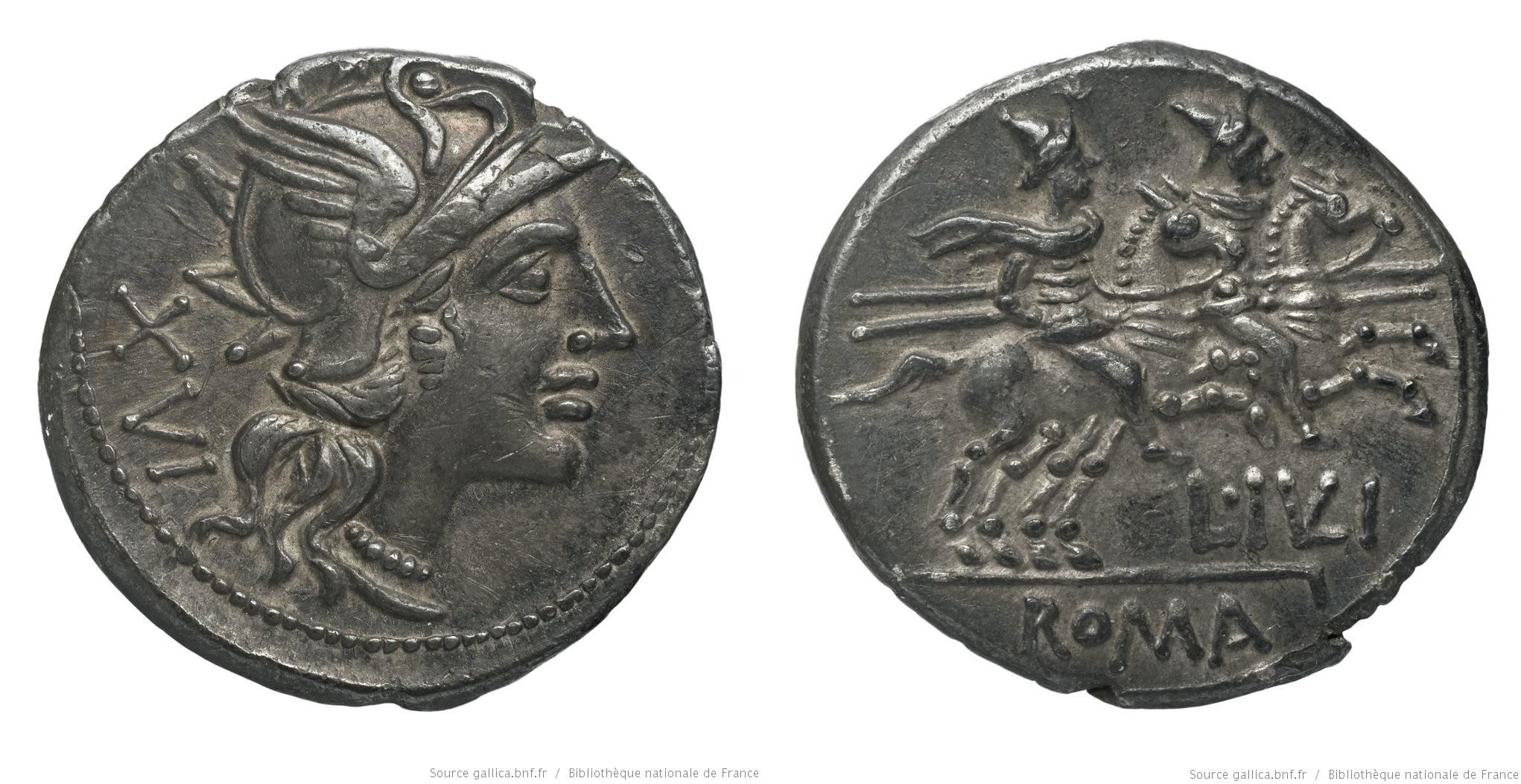 902JU – Denier Julia – Lucius Julius