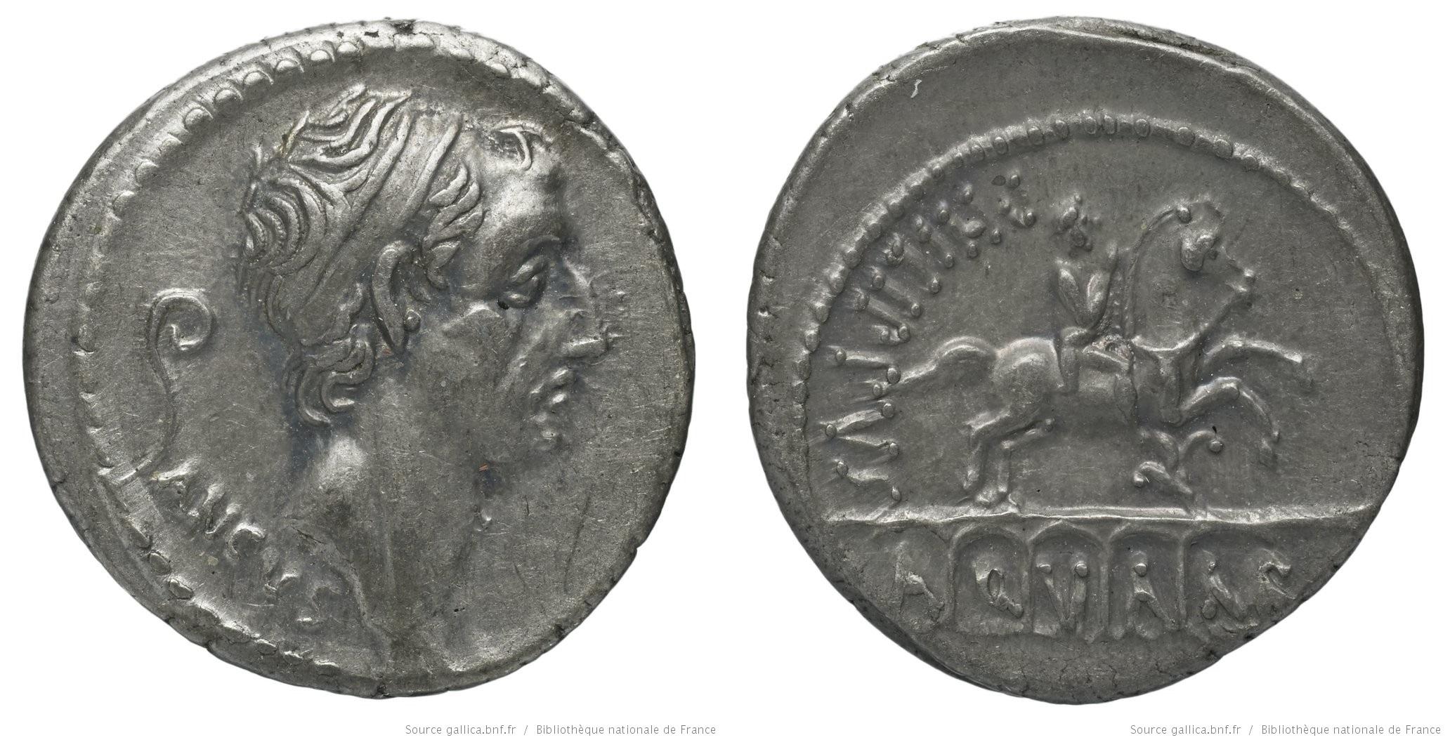 1394MA – Denier Marcia – Lucius Marcius Philippus