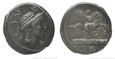 1102MA – Denier Marcia – Lucius Marcius Philippus