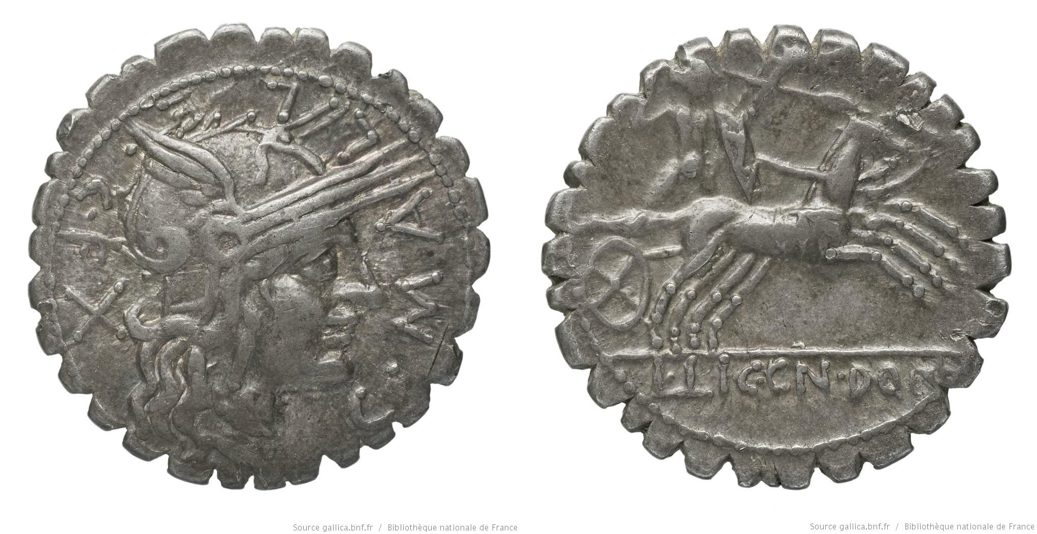 You are currently viewing 1069PO – Denier Serratus Poblicia – Caius Publicius Malleolus