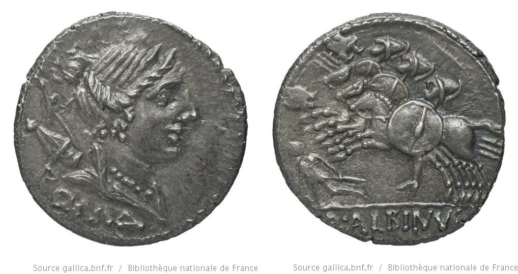 You are currently viewing 1187PO – Denier Postumia – Aulus Postumius Albinus