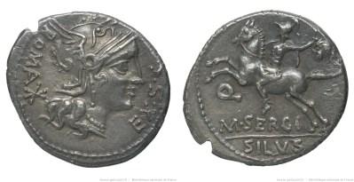1083SE – Denier Sergia – Marcus Sergius Silus