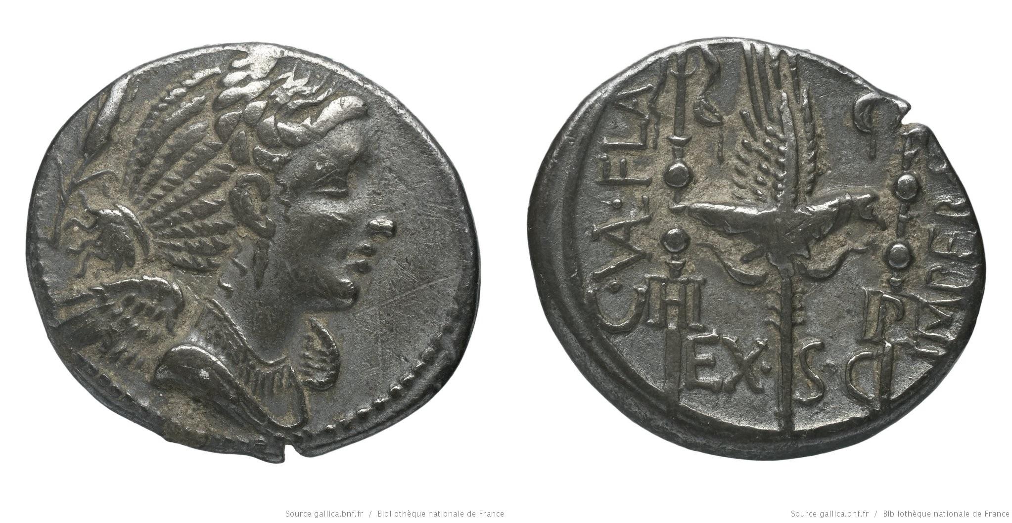 You are currently viewing 1288VA – Denier Valeria – Caius Valerius Flaccus