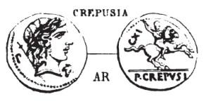 Denier Crepusia _ RRC 361/1