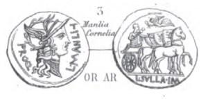 Denier Manlia _ RRC 367/5