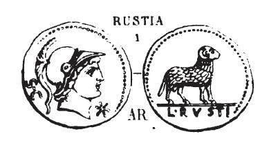 Denier Rustia _ RRC 389/1