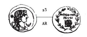 Denier Calpurnia _ RRC 418/2