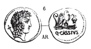 Denier Cassia _ RRC 428/3