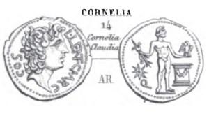 Denier Cornelia _ RRC 445/2